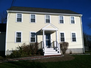 Colonial, Vinyl Siding, Replacement windows, Roofing, Decking and Rails