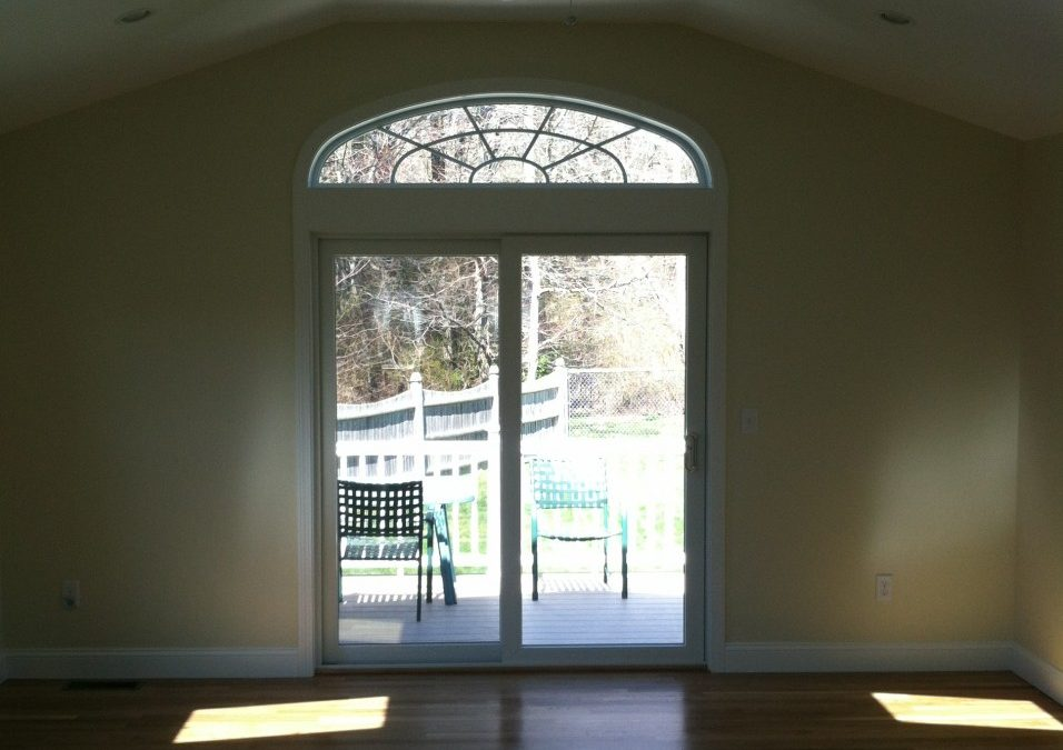 Family Room Addition in Fairhaven, Ma
