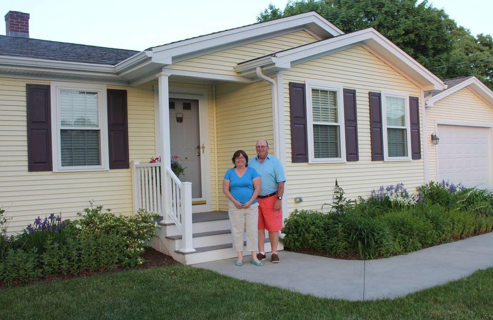 Ranch Home Improvement Spotlight, Fairhaven, MA