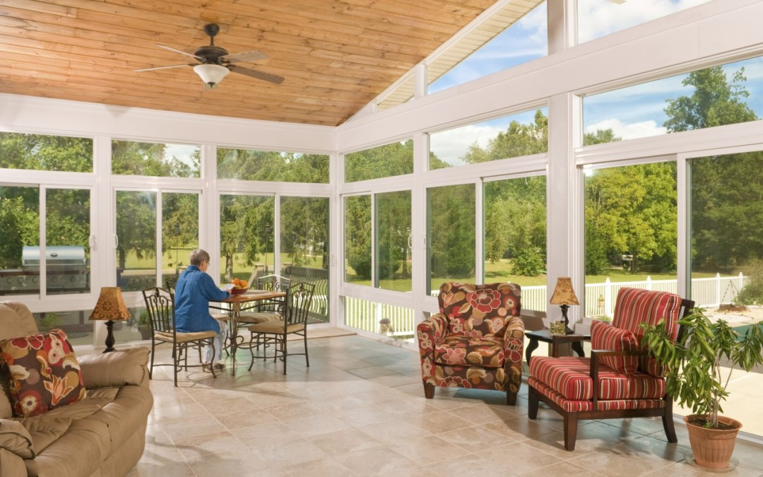 Sunrooms: A Year Round Summer Solstice