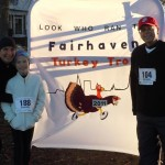 Fairhaven, MA Turkey Trot Proud Sponsor 2016