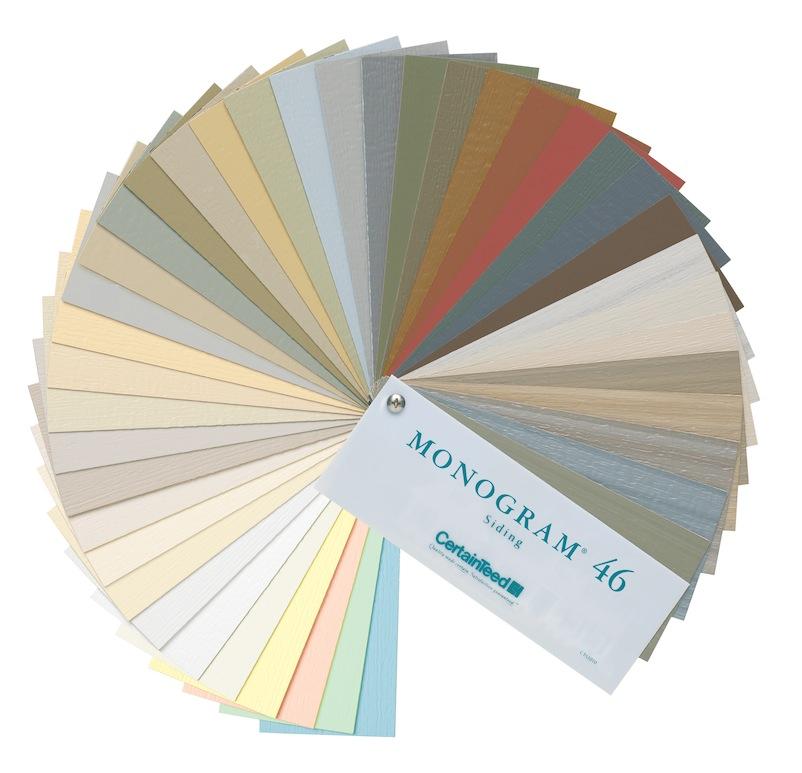 CertainTeed MONOGRAM® 46 Vinyl Siding