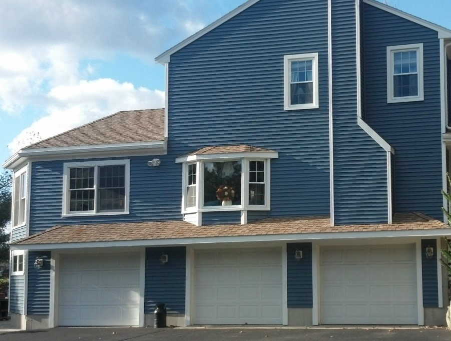Picture Gallery Of Houses With Vinyl Siding Oxford Blue