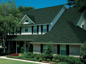 GAF Timberline HD - Hunter Green