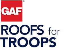 Roofs for troops 2014