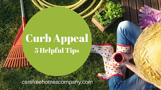 5 Easy Ways to Add Curb Appeal