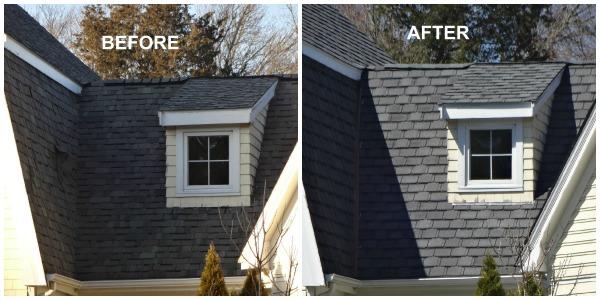 Designer roof shingles marion ma contractor cape cod for Shingle art cape cod