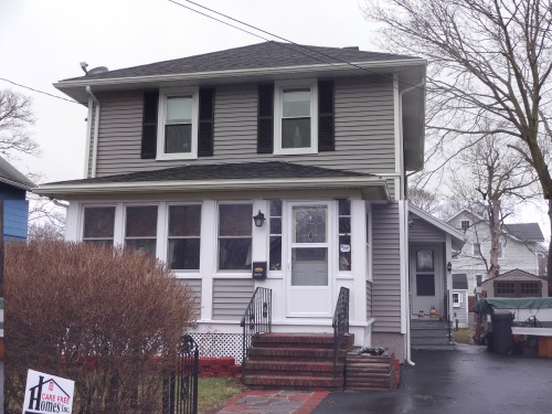 Mastic Harbor Grey Vinyl Siding