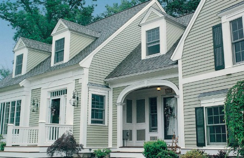 Natural wood siding benefits contractor cape cod ma ri for Natural wood siding