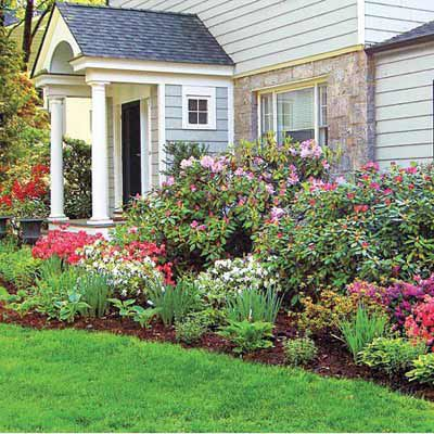 Add value to your home contractor cape cod ma ri for Small pretty trees for front yard