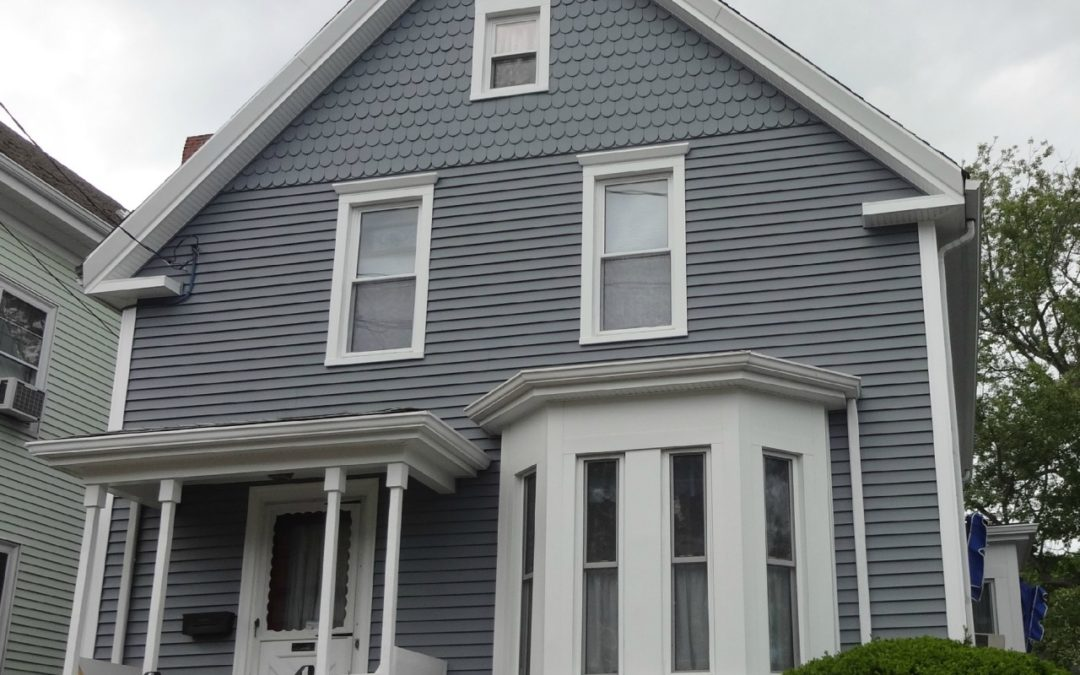 Vinyl Siding Project New Bedford, MA