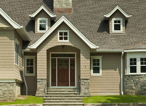 Top 3 house siding options contractor cape cod ma ri for House siding choices