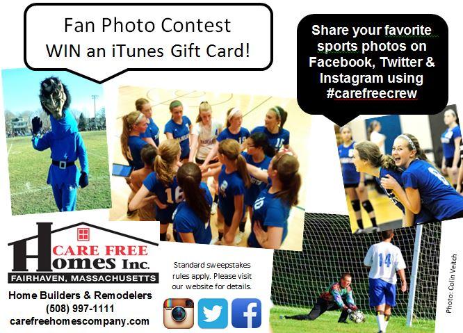 Southcoast Sports Fan Photo Contest!