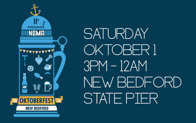 We're a sponsor of the 11th Annual New Bedford Oktoberfest!