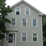 Vinyl Siding & Roof Project- New Bedford, MA