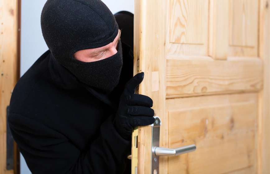 7 Home Theft Prevention Tips