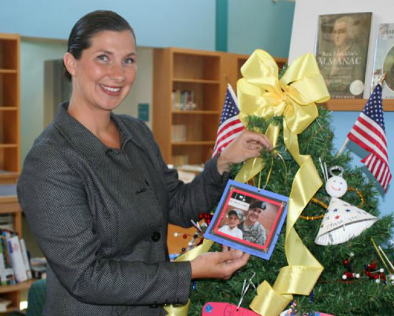 Honoring Veterans with Our Heroes' Tree