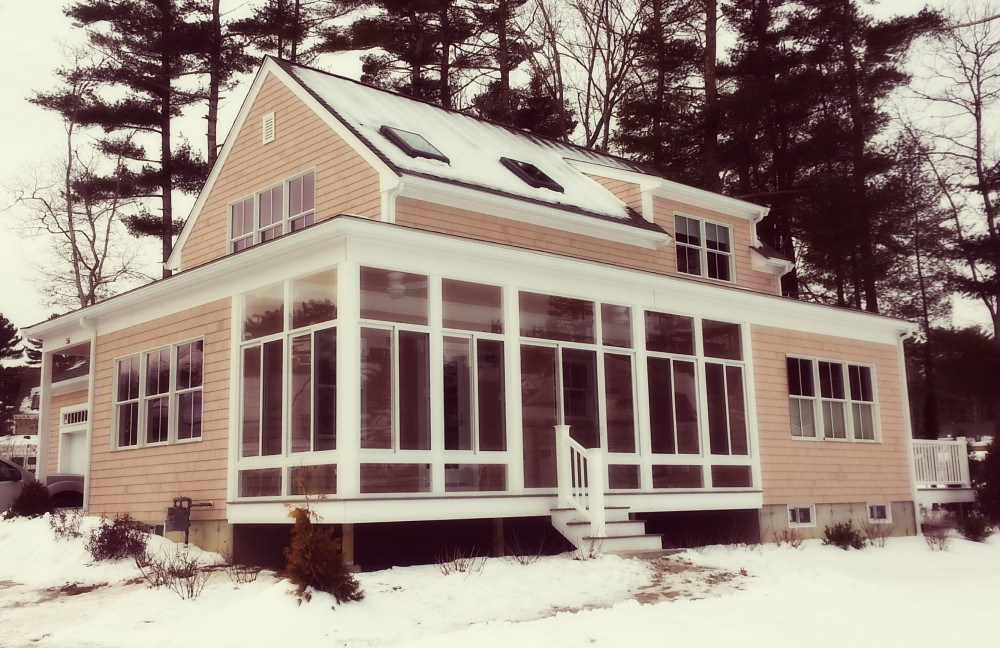 Betterliving Three Season Sunroom, Rochester, MA