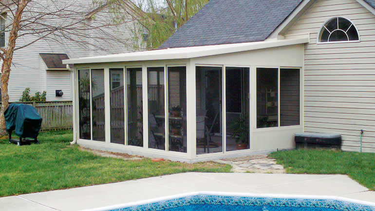 Discount Pricing On Sunrooms Enclosures And Screen Rooms