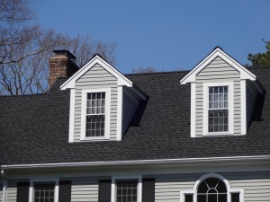 GAF Timberline HD, Marion, MA Dormers
