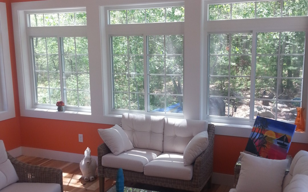 Project Spotlight Sunroom Adds Light Living Space In Assonet MA Con