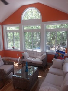 Sunroom Addition, Assonet, MA