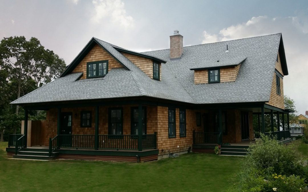 Project Spotlight: Exclusive! New Construction Home, Nonquitt, MA