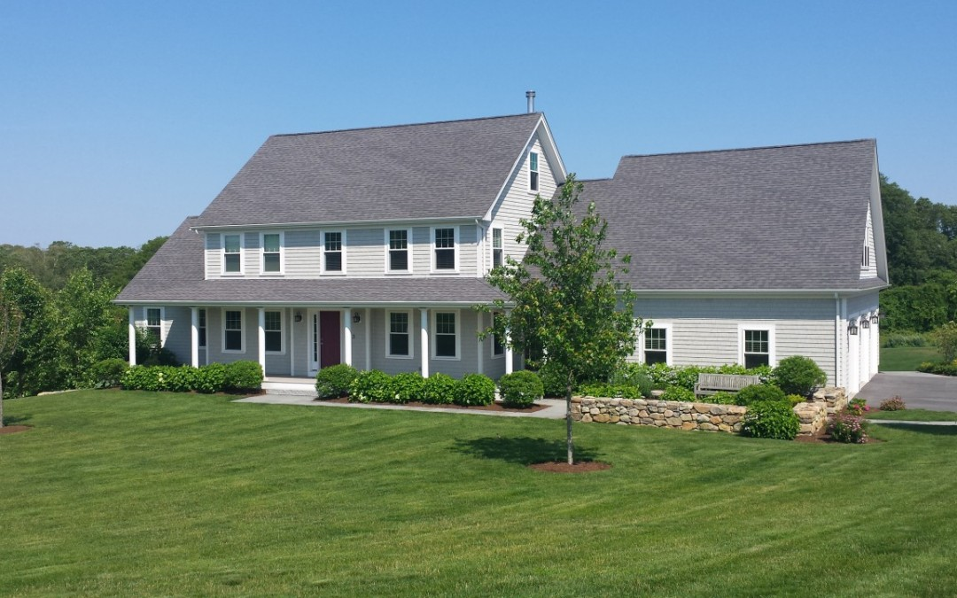 Project Spotlight: New Construction Home, South Dartmouth, MA
