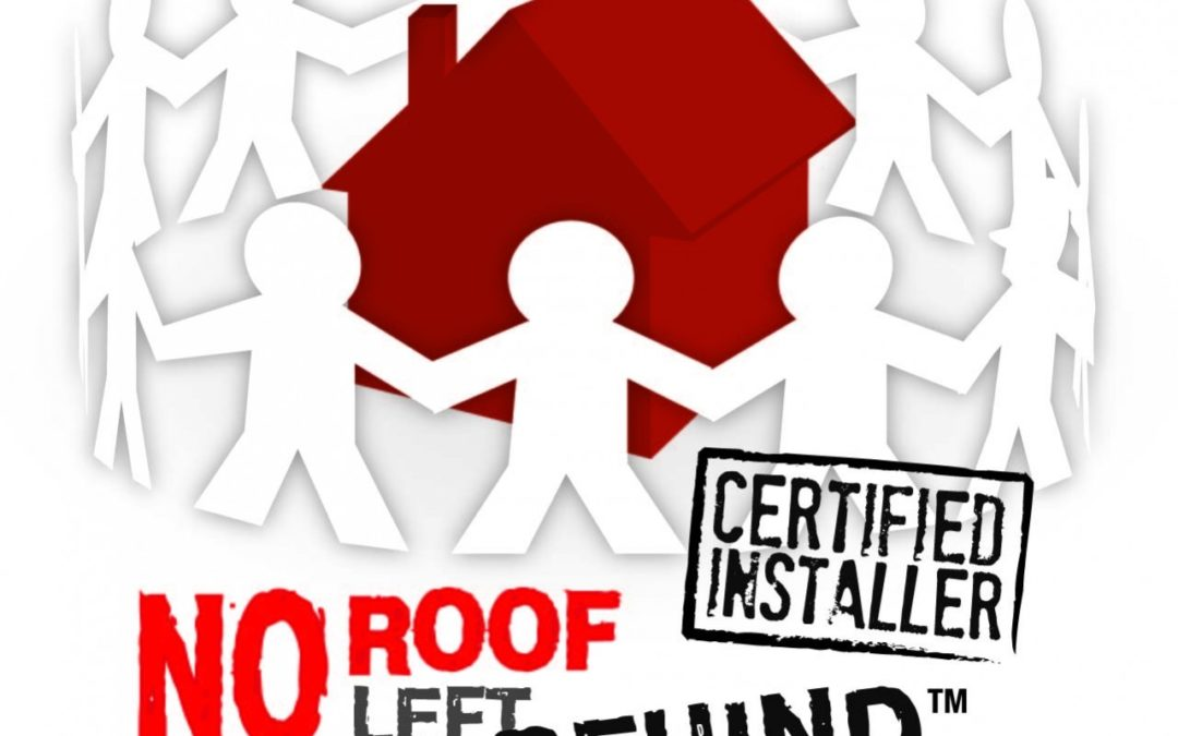 Nominate a Deserving Family to Win a New Roof!