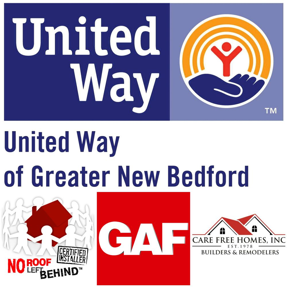 United Way of Greater New Bedford supports No Roof Left Behind