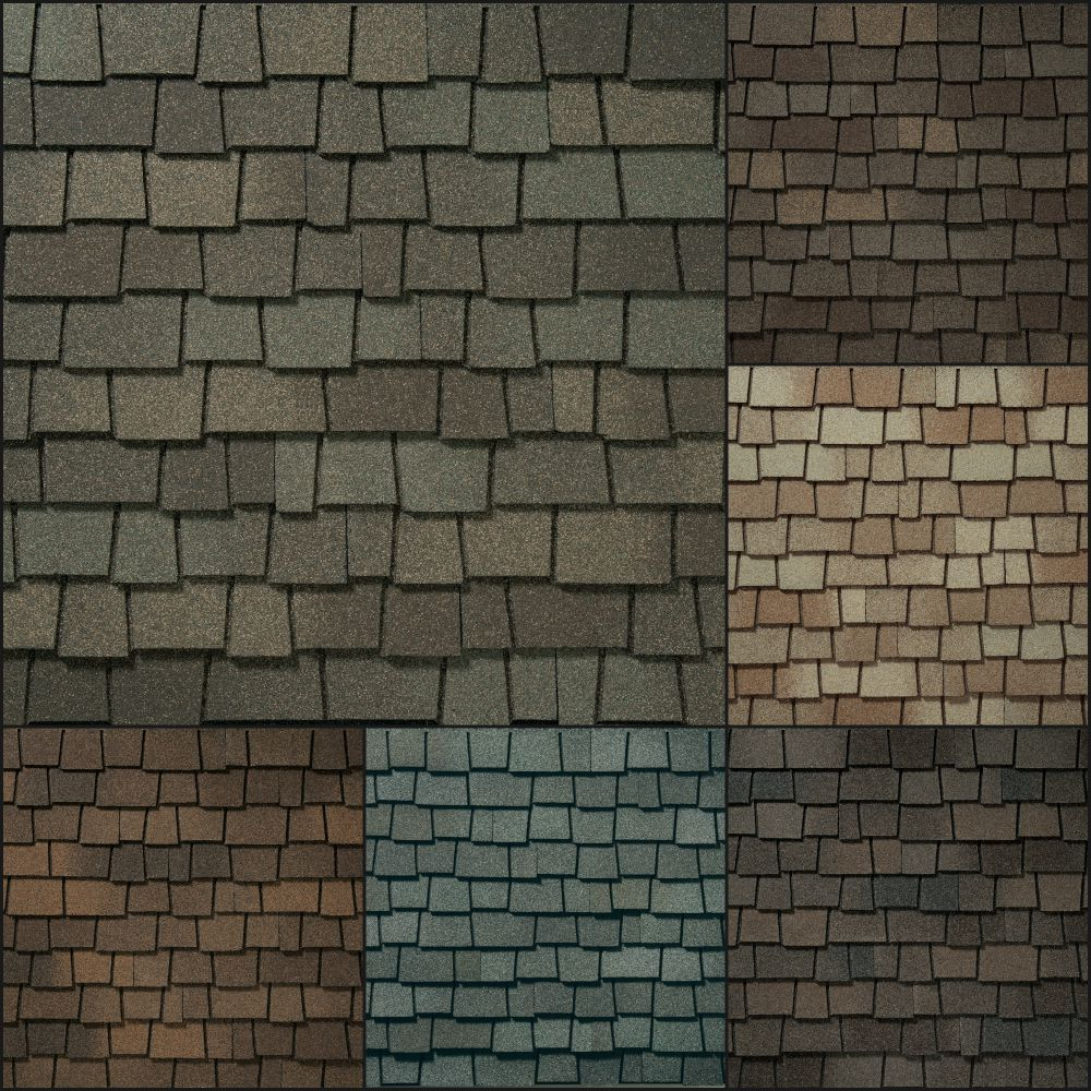 Designer roof shingles designer roof shingles for Roof colors