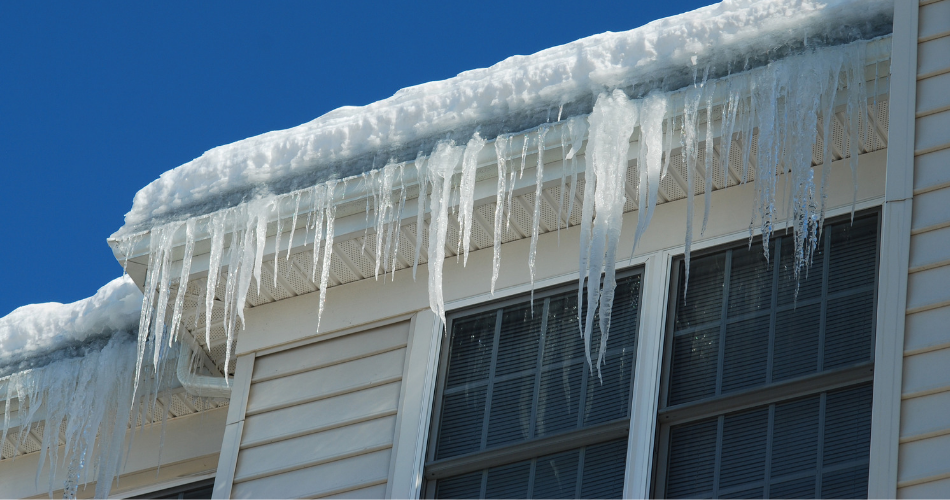 Protect Your New England Roof This Winter: Ice Dam Prevention Tips