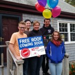 PRESS RELEASE: Fairhaven Mom Wins No Roof Left Behind Contest