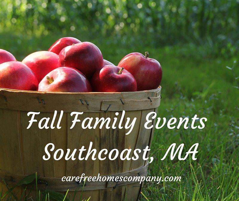 Fall Family Events – Southcoast, MA