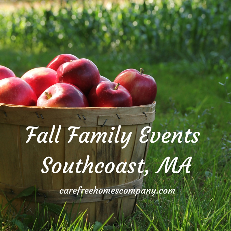 Fall Family Events - Southcoast, MA