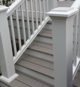 AZEK Deck Slate Gray
