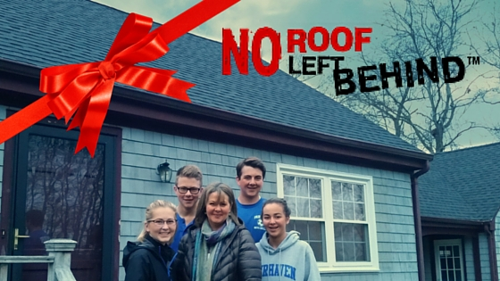 No Roof Left Behind Project in Fairhaven, MA is Complete!