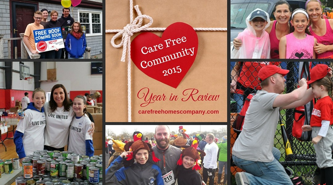 Care Free Community: 2015 Year in Review