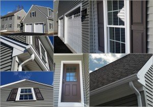 New Construction Roofing Vinyl Siding Replacement Windows
