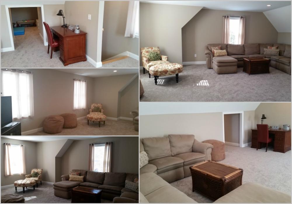 Bonus Room Garage Addition, Fairhaven, MA