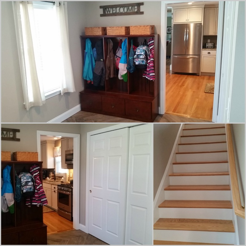 Designs For Home Additions: Fairhaven, MA Mudroom And Garage Addition Interior Photos