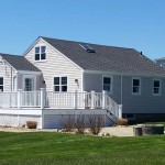 Maibec Cedar Shingles, Harvey Windows, GAF Roofing, Westport, MA