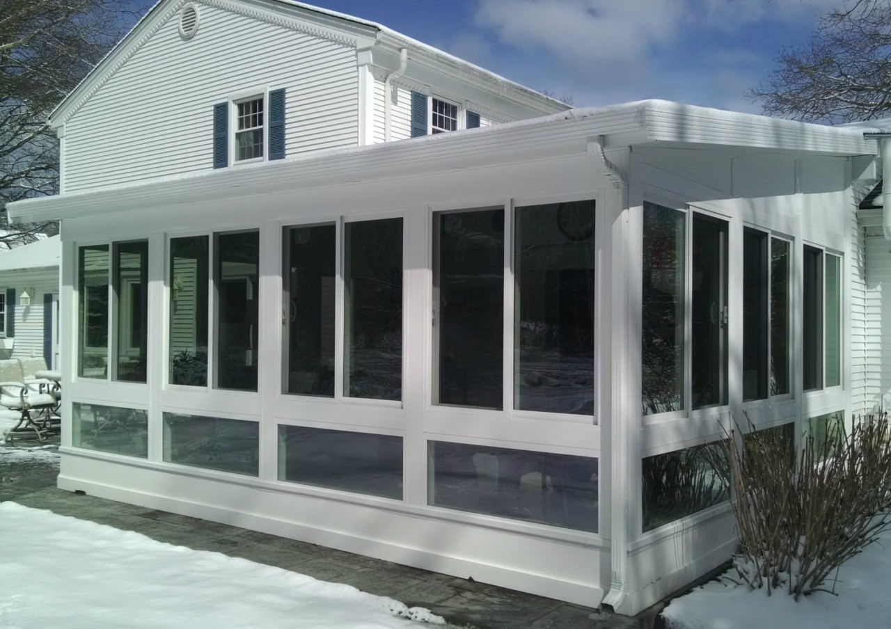 Year Round Sunroom North Dartmouth Ma Contractor Cape