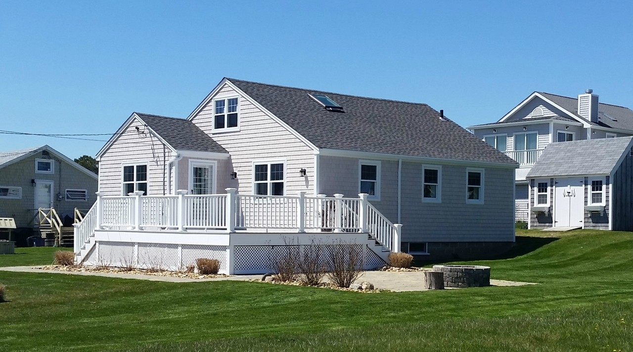 Home renovation contractor roofing siding westport ma for Massachusetts home builders