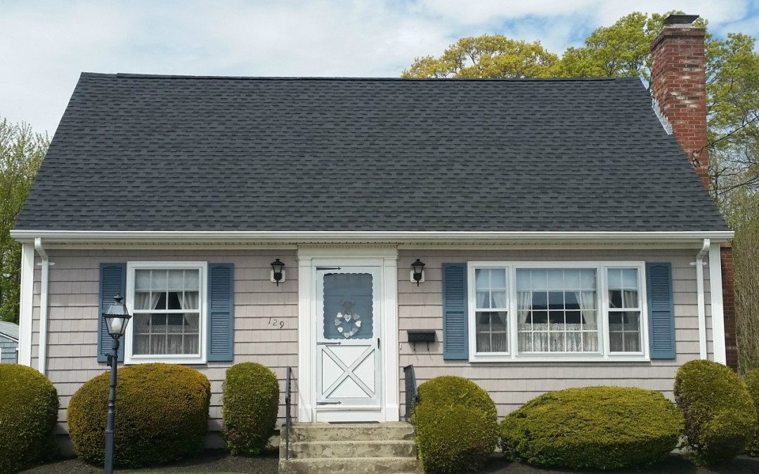 Gaf Roofing System Dartmouth Ma Contractor Cape Cod