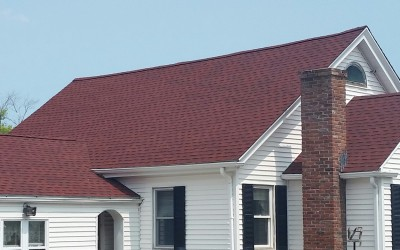 Roofing Project in Swansea, MA