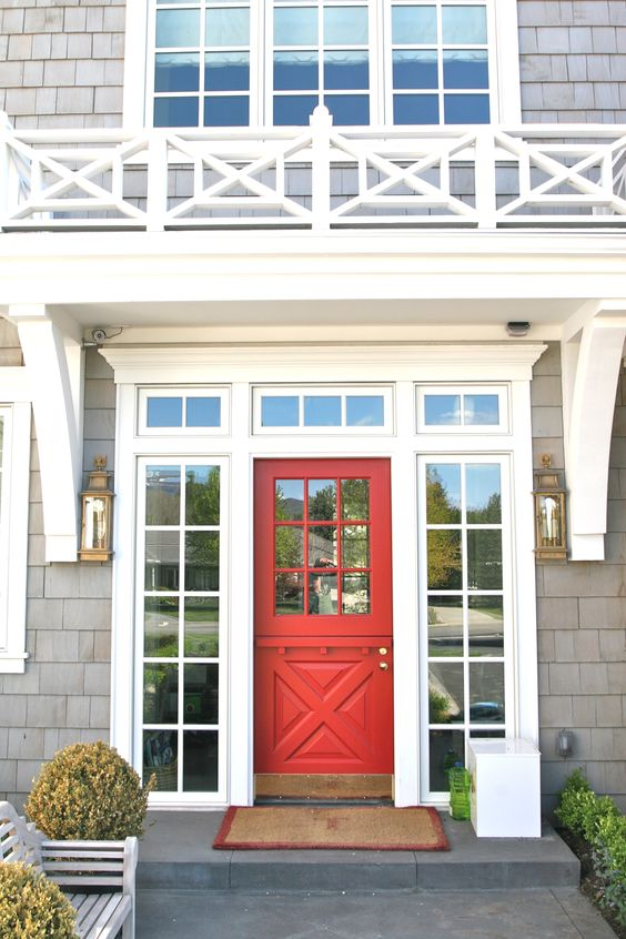 5 portico styles for your home contractor cape cod ma ri for Cape cod front door styles