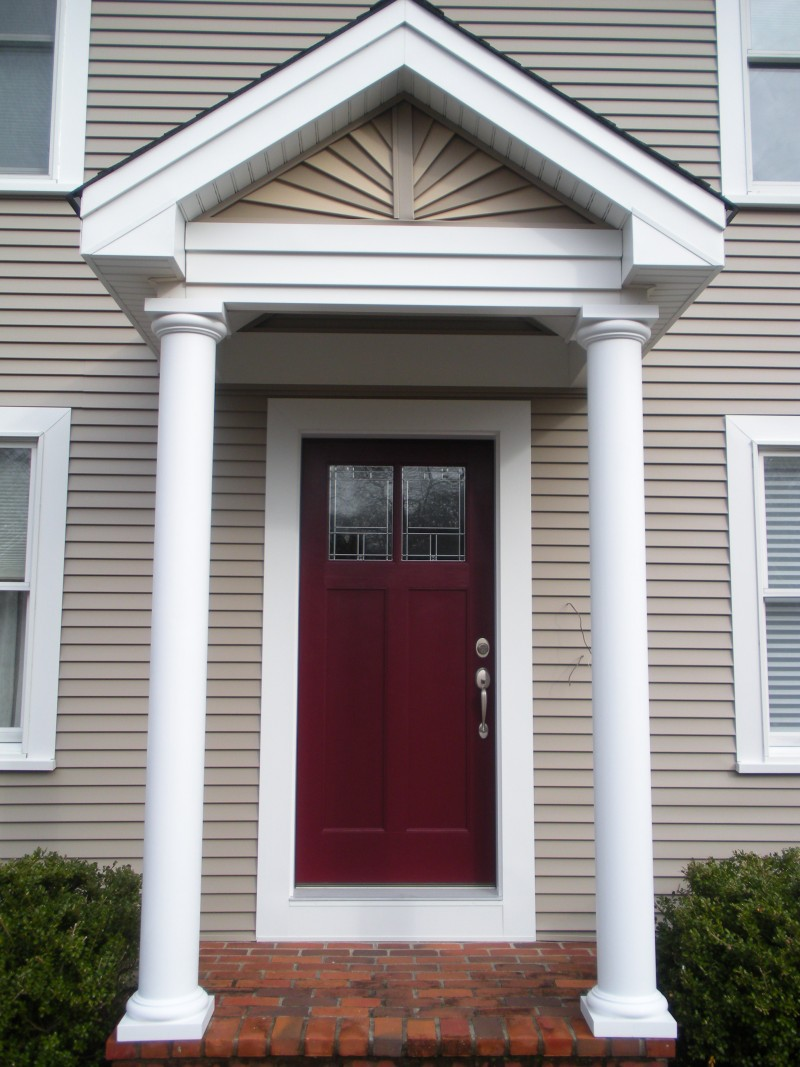 5 portico styles for your home contractor cape cod ma ri Portico on cape cod house