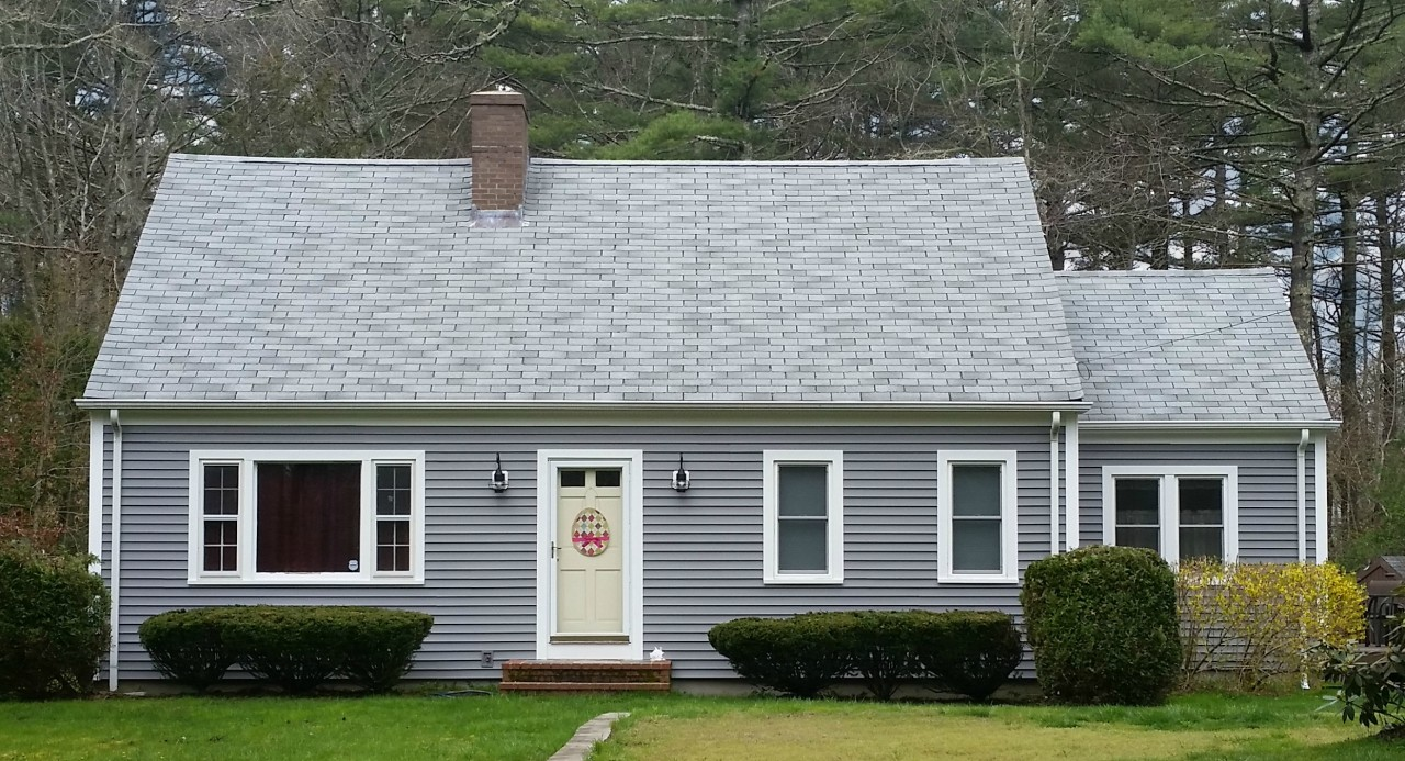 Mastic Vinyl Siding In Mattapoisett Ma Contractor Cape