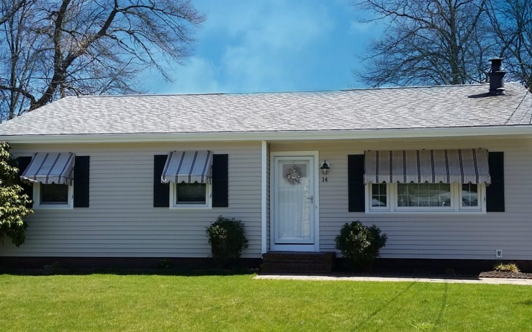 Vinyl Siding Gives New Bedford, MA Home Facelift!